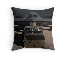 Spirit of the Night Throw Pillow