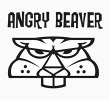 Angry Beaver T-Shirt