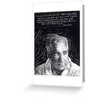 """Wilhelm Reich""- 2010 Greeting Card"