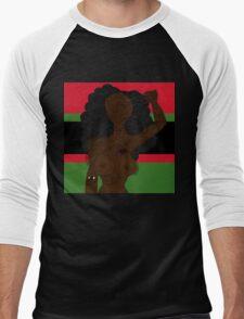 POWER (ABA) Men's Baseball ¾ T-Shirt