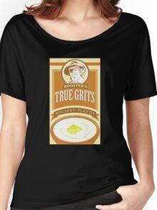 True Grits - (Jeff Bridges Version) Women's Relaxed Fit T-Shirt