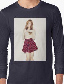 Fiestar - Yezi - KPOP Idol - Full Color Long Sleeve T-Shirt