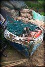 Boat recycling yard by almaalice