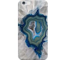 detail of natural stone iPhone Case/Skin