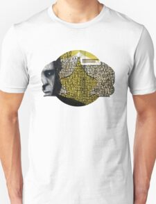The Mercy Seat - Nick Cave (Walls Notebook) Unisex T-Shirt