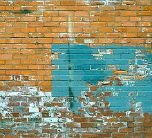 A Wall in Manchester by David Crausby