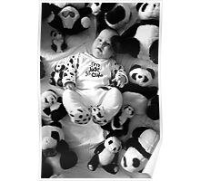 Panda baby 2 Poster