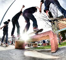 Chinatown 50-50 Sequence by Tony Yu