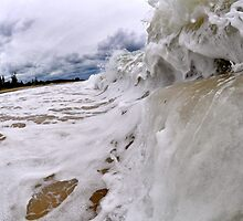 Froth Monster by Jacob Jones