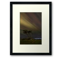 Night Winds Framed Print
