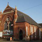 Primitive Methodist Church - Skegness by Stephen Willmer