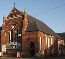 Primitive Methodist Church - Skegness by Stephen Willmer