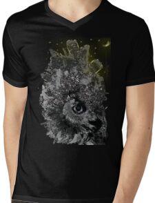 Good night Owl Cty Mens V-Neck T-Shirt