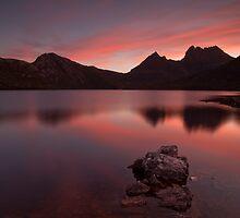 Colours of Cradle Mountain III by tinnieopener