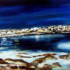 Bondi Nights  by gillsart