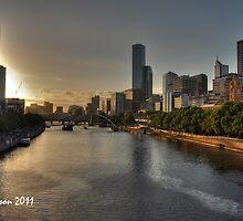 Southbank Melbourne by jongyuson