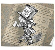 Hatter and Teacup  Poster