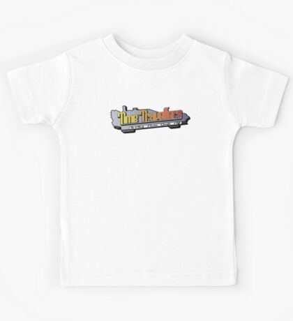Time Travellers Kids Tee
