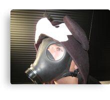 Mickey mask Canvas Print