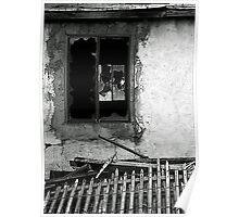 Through a Glass Darkly Poster