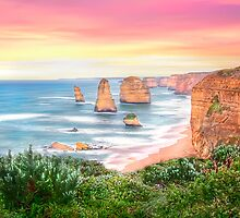 Southern Australia Panoroma by Shannon Rogers