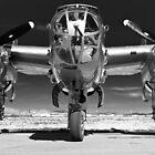 B-25 Mitchell by bkaldorf