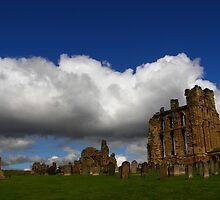 Tynemouth Priory by IngridSonja