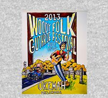 Ellis Paul's 2013 WoodyFest design Unisex T-Shirt