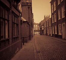 Old street by StefanFierros