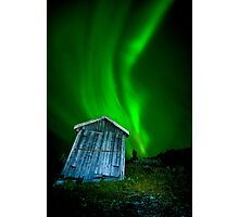 Northern lights Photographic Print