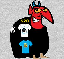 usa boston devil  tshirt by rogers bros Unisex T-Shirt