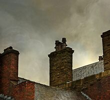 Under the roofs of Blackburn. by inkedsandra