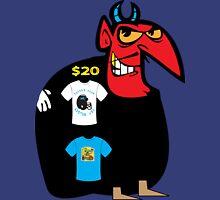 devil tshirt by rogers bros Unisex T-Shirt