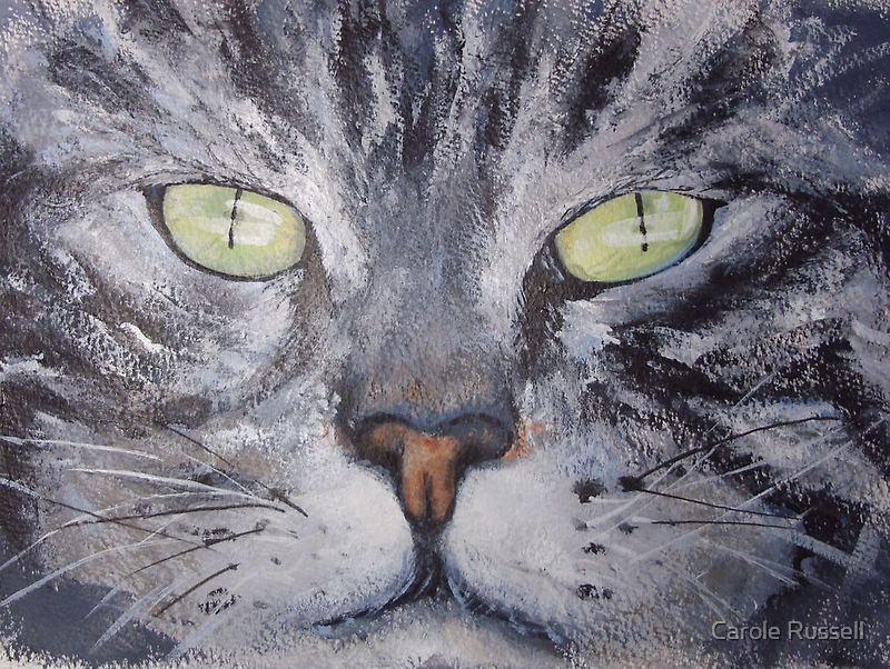 Tabby by Carole Russell