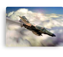 Awesome Phantom Canvas Print