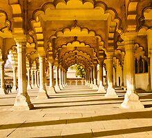 Golden Arch  by Abhishek  Pandey