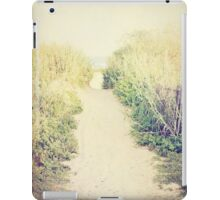 Finding Your Way iPad Case/Skin