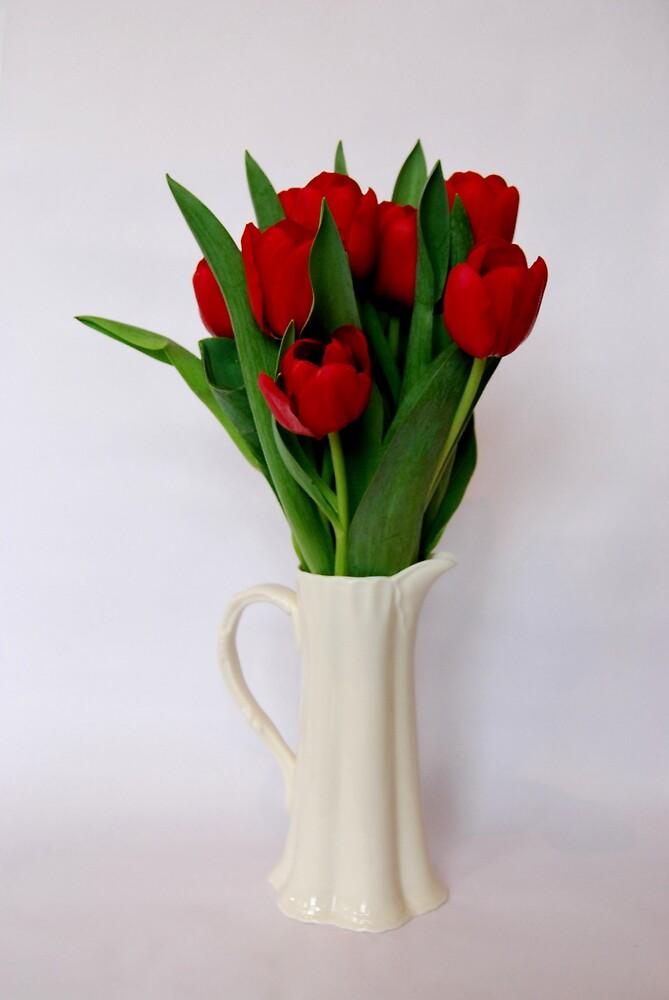 red tulips by purpleminx