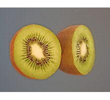 Kiwi Eyes Photographic Print