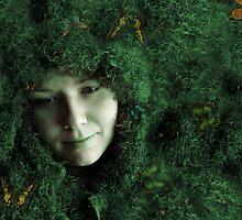 Forest Sprite by Jen Millard