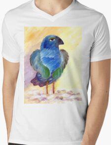 Bird Brings Good Luck. Brother Mens V-Neck T-Shirt