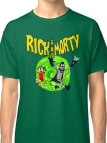 Rick and Morty BatDimension Classic T-Shirt