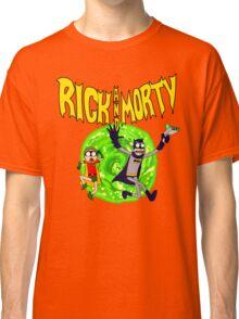 Rick and Morty BatDimension Classic T-Shirt