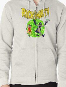 Rick and Morty BatDimension T-Shirt