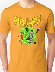 Rick and Morty Batman Reality  T-Shirt