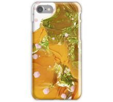 Dive In - Abstract CG render iPhone Case/Skin
