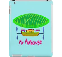 My Airship/Airhouse T-shirt, etc. design iPad Case/Skin