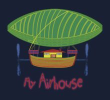 My Airship/Airhouse T-shirt, etc. design Baby Tee