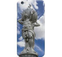 Atlas Fountain iPhone Case/Skin