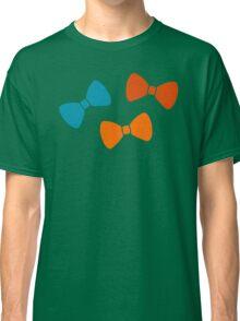 Vintage Pumpkin Bows Classic T-Shirt